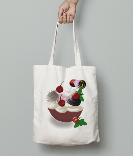 Project 1 14 tote bag front