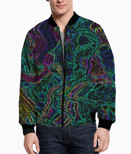 Color waves bomber front