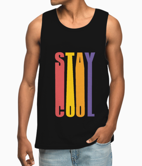 Stay cool 01 vest front