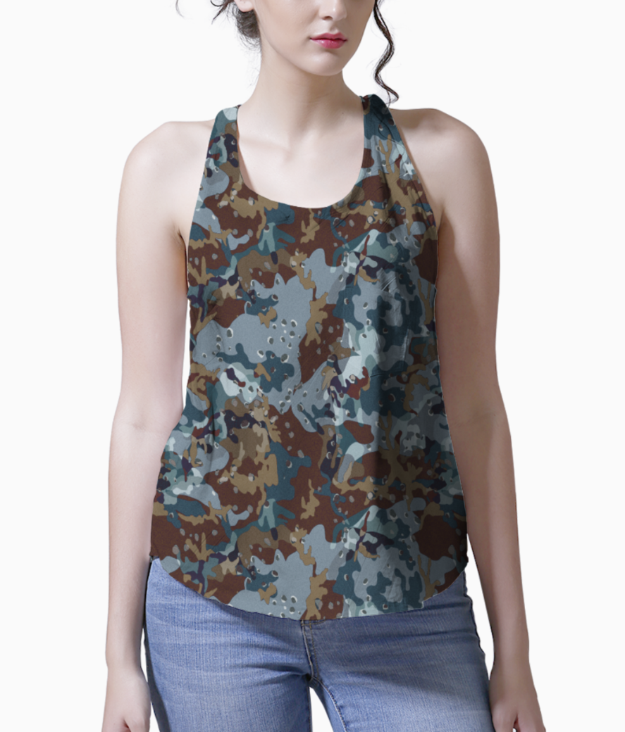 Zx tank front
