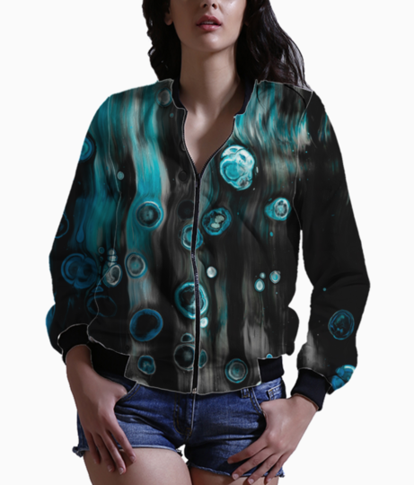 Drops bomber front
