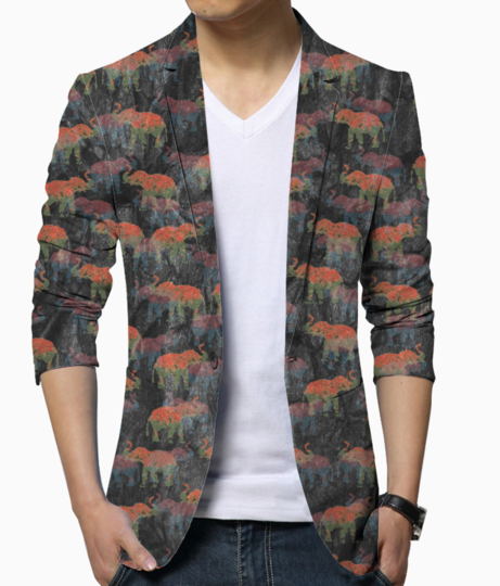 Pixelephant blazer front