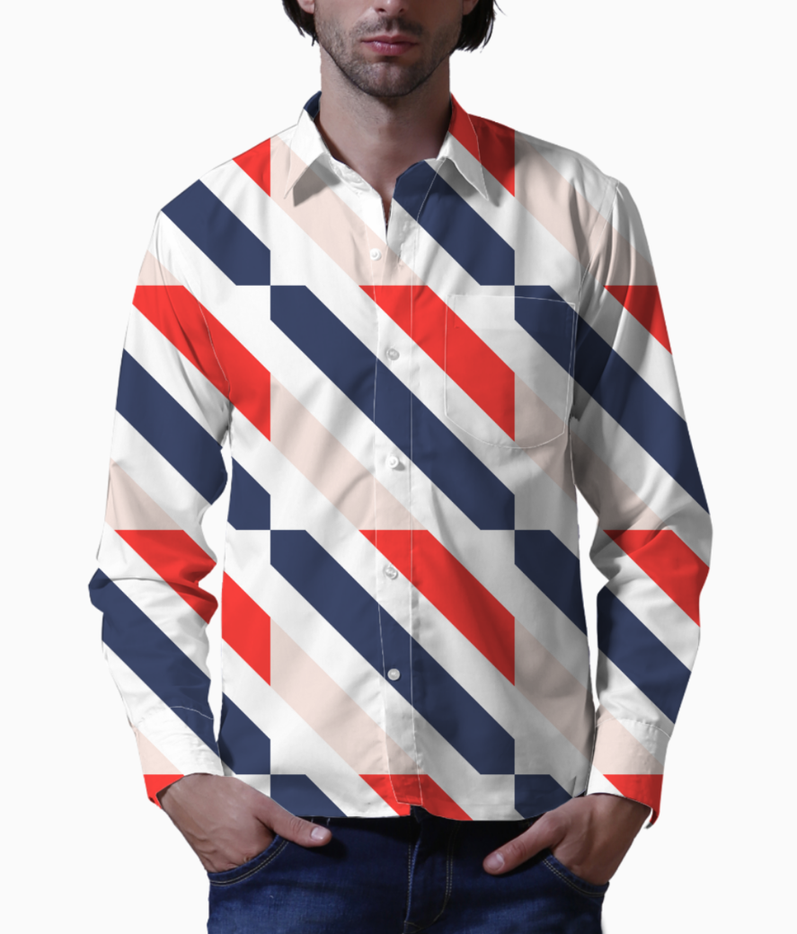 Postcard basic shirt front