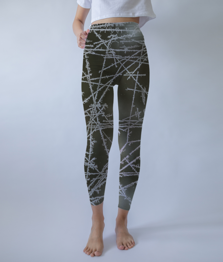 Adam frost leggings front