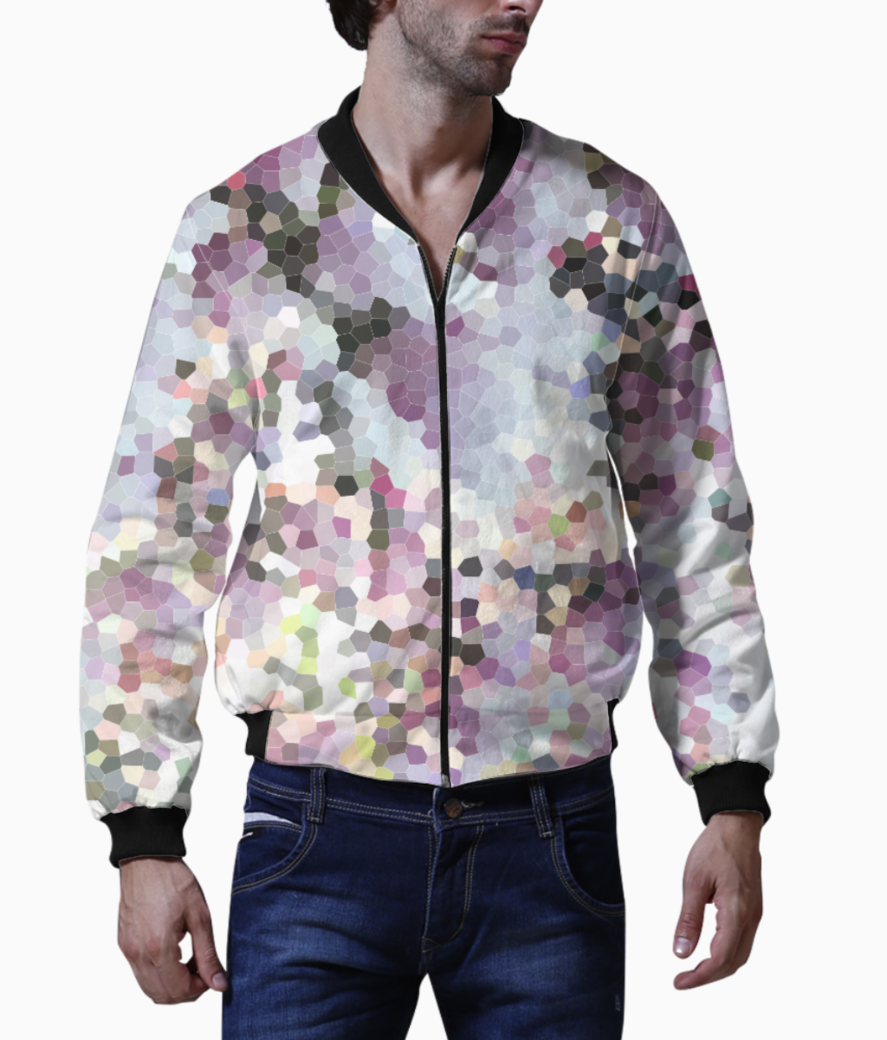 Bloom blossom bomber front