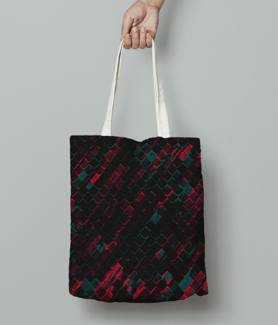 Breach tote bag front