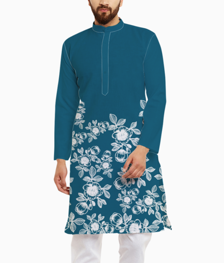 Untitled 15 kurta front