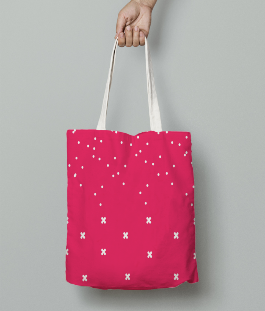 Untitled 17 tote bag front
