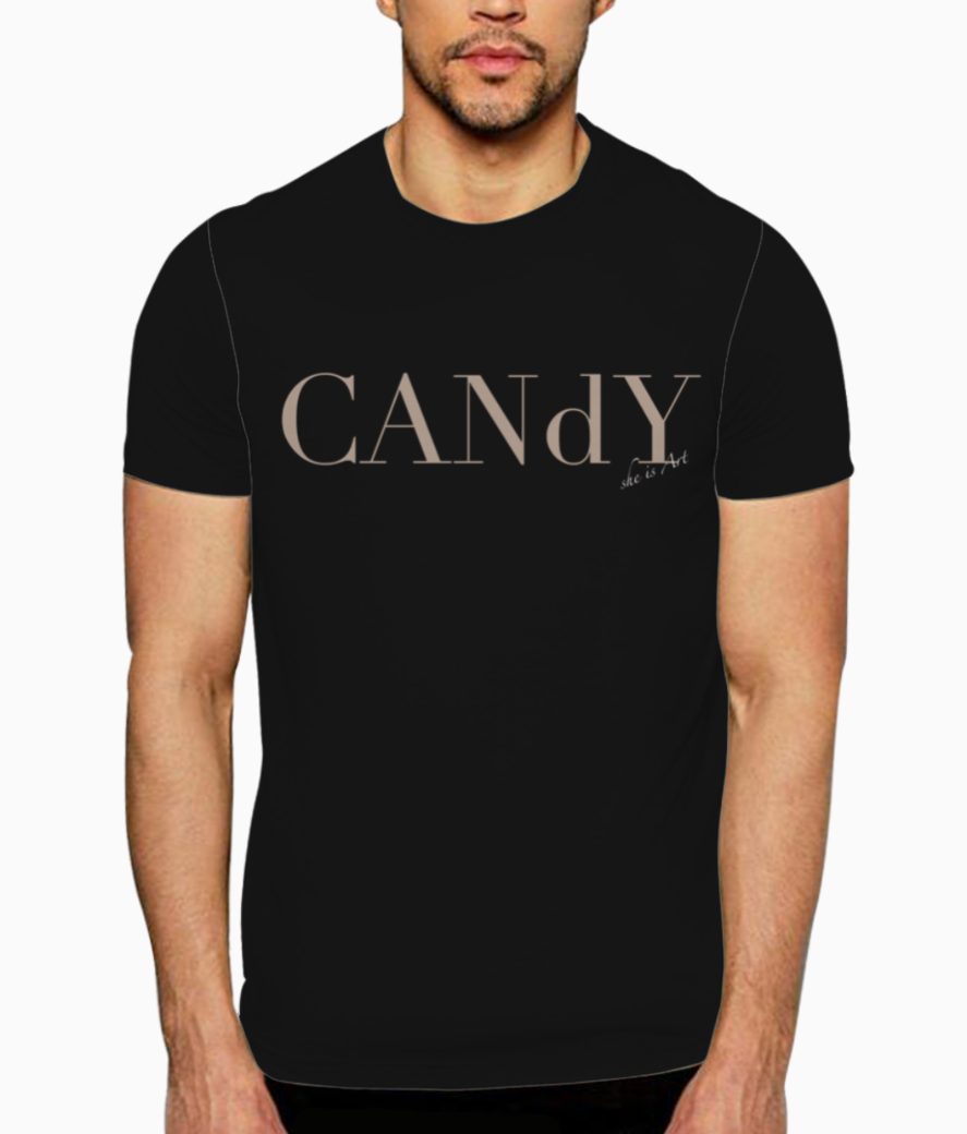 Feb candy t shirt front