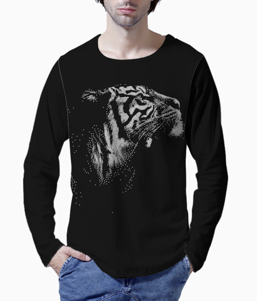 Ucly animal 02 henley front