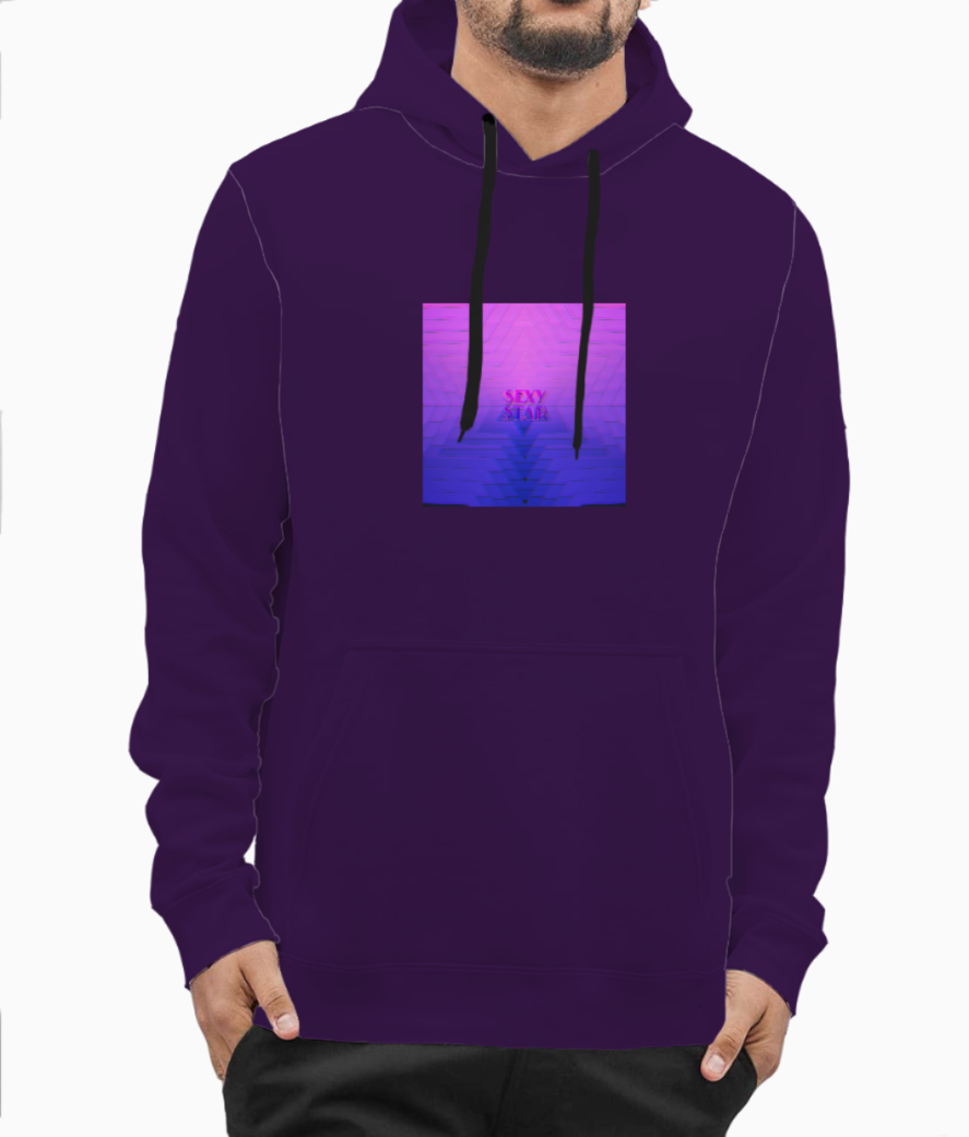 Image3a49635 glitch3 hoodie front
